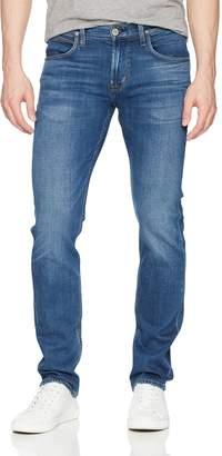 Hudson Men's Blake Slim Straight Zip Fly Jeans
