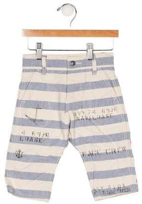 Denim Dungaree Boys' Striped Pants w/ Tags