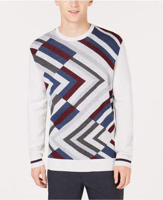 Alfani Men's Road Map Style Sweater
