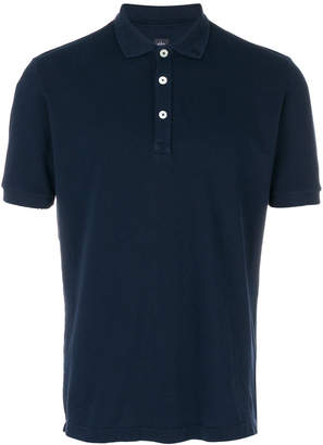 Eleventy short-sleeve polo shirt