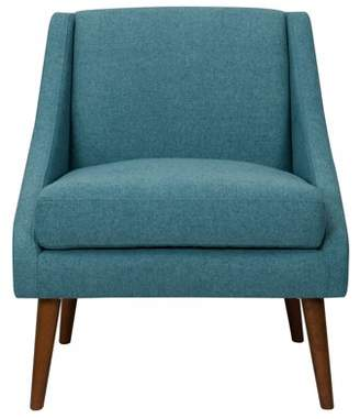 HomePop Kendall Modern Accent Chair, Multiple Colors