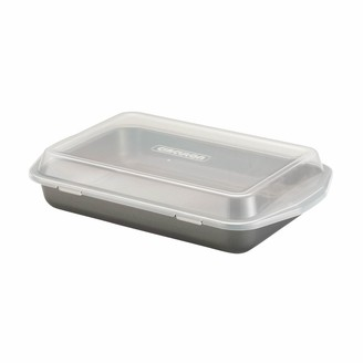 "Circulon Bakeware 9"" x 13"" Covered Cake Pan"