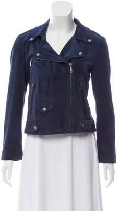 Rebecca Minkoff Suede Moto Jacket w/ Tags