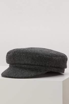 Isabel Marant Wool Evie cap