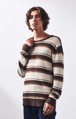 Rhythm Retro Stripe Sweater