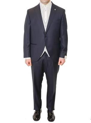 Lubiam Elegant Suit Short Drop 4 Fit