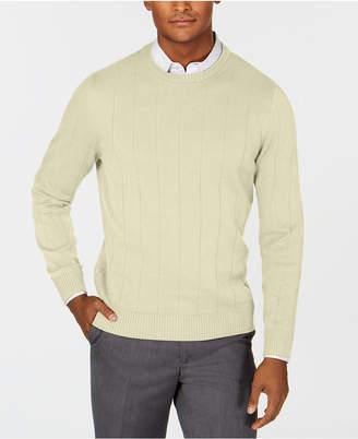 Club Room Men Ribbed Sweater