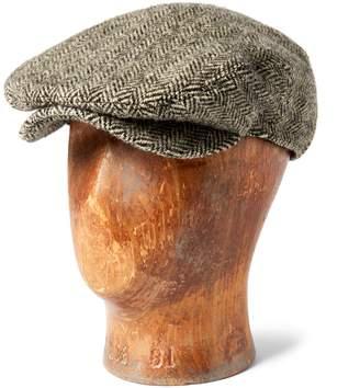 Ralph Lauren Harris Tweed Driver Cap