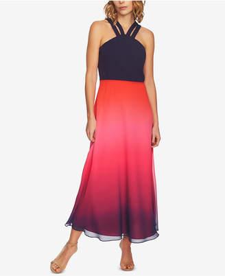 CeCe Gradient Maxi Dress
