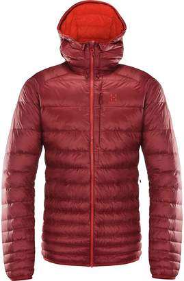 Haglöfs Essens Down Hooded Jacket - Men's