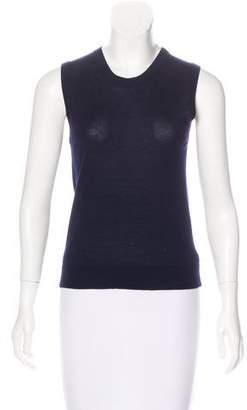 Victoria Beckham Knit Sleeveless Top