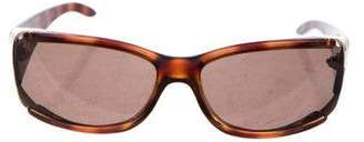 Dolce & Gabbana Tinted Shield Sunglasses