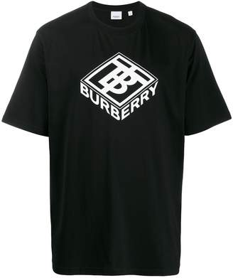 Burberry graphic logo T-shirt