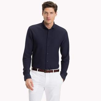 Tommy Hilfiger Button Down Long Sleeve Polo Shirt