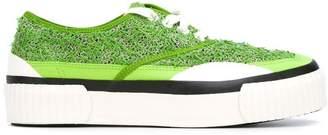 Julien David platform sneakers