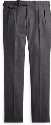 Ralph Lauren Gregory Wool Flannel Trouser