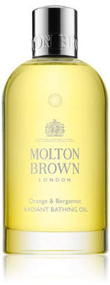 Molton Brown Orange & Bergamot Radiant Bathing Oil, 6.6 oz./ 195 mL