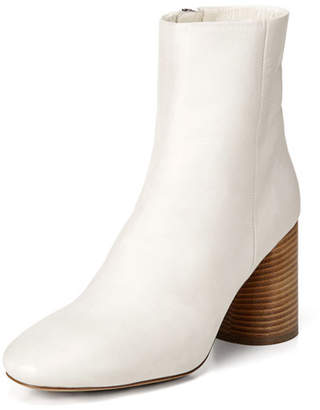 Vince Ridley Leather 55mm Booties