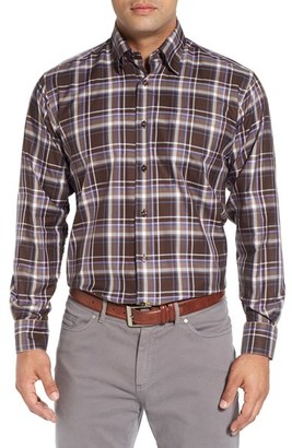 Men's Robert Talbott 'Anderson' Regular Fit Plaid Cotton Sport Shirt $198 thestylecure.com