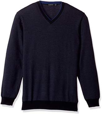 Bugatchi Men's Extra Fine Merino Wool Sweater