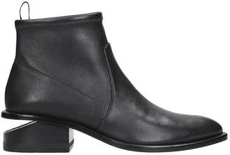 Alexander Wang Kori Stretch Ankle Boots