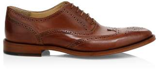 Paul Smith Munro Leather Wingtip Oxfords