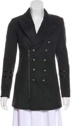 Anine Bing Military Short Coat