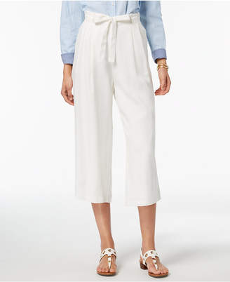 Tommy Hilfiger Tie-Waist Pants, Created for Macy's
