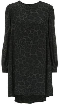 OSKLEN printed silk dress