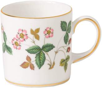 Wedgwood Wild Strawberry Can Coffee Cup