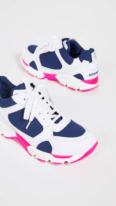 Joshua Sanders Sporty Chic 80 Sneakers