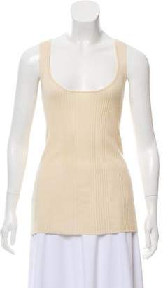 Richard Chai Cashmere Sleeveless Top