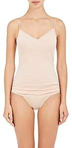 Hanro Women's Cotton Seamless Camisole - Nudeflesh
