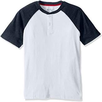 Scout + Ro Big Boys' Baseball Raglan T-Shirt