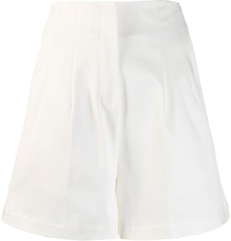 L'Autre Chose high waisted shorts