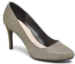 Andre Women's Prettty Rounded toe High Heels in Silver