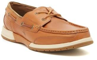 Tommy Bahama Ashore Thing Leather Boat Shoe