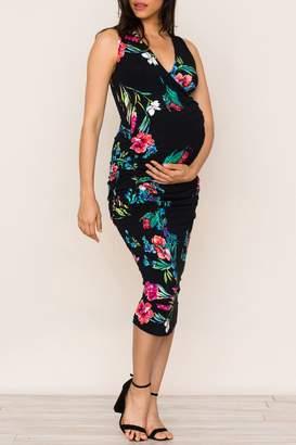 Yumi Kim Hold Tight Maternity Dress