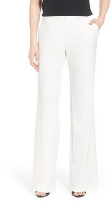 Women's Nydj 'Alexis' Wide Leg Trousers $120 thestylecure.com