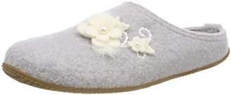 Living Kitzbühel Women's Pantoffel Hirsch Hochzeit Open Back Slippers,4 3.5 UK