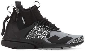 Nike Acronym X Presto Mid Sneakers