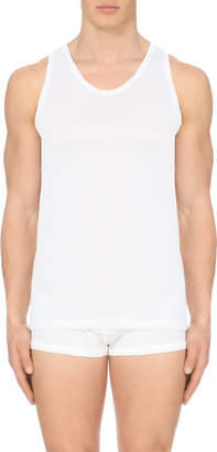 Zimmerli Relaxed-fit cotton vest