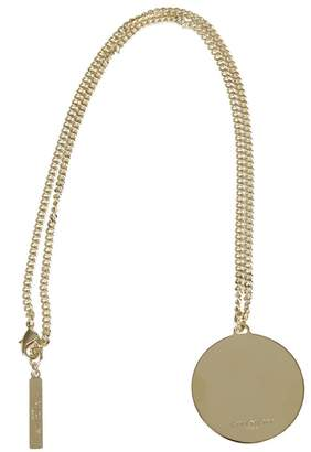 Givenchy Circular Pendant Necklace