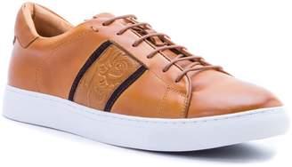 Robert Graham Delgado Embossed Sneaker