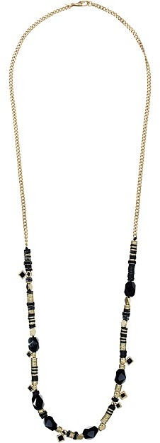 Alexis Bittar Alexis Bittar Asymmetrical Custom Sequin Strand Necklace