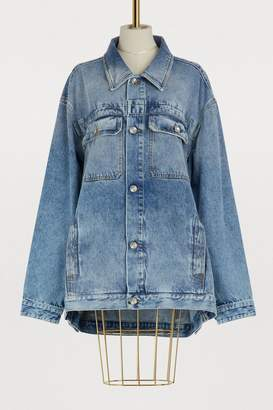 Maison Margiela Oversize denim jacket