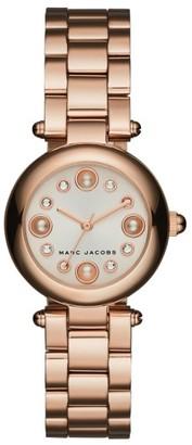 Women's Marc Jacobs Dotty Bracelet Watch, 25Mm $250 thestylecure.com
