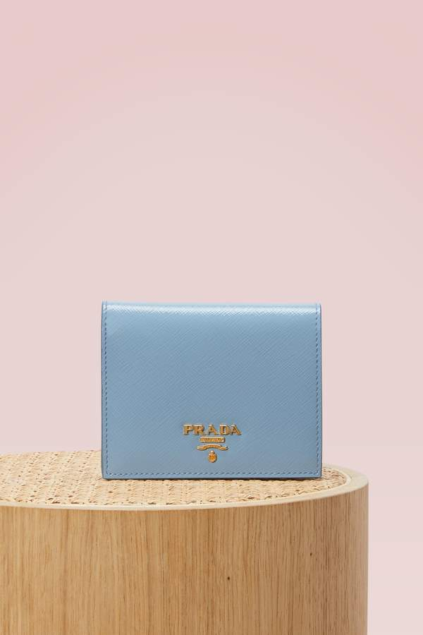 Prada Walet with coin