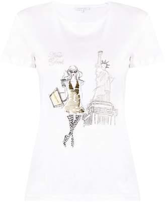 Patrizia Pepe (パトリツィア ペペ) - Patrizia Pepe New York Tシャツ