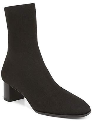 Via Spiga Women's Verena Stretch Knit Sock Booties